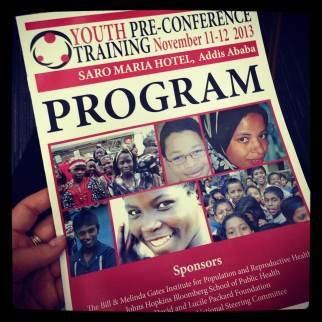 ICFP Youth Pre-Conference